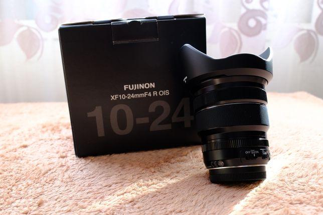 Obiektyw FujiFilm XF 10-24 mm f/4 R OIS