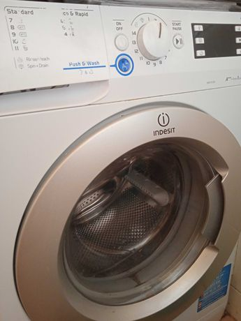 Máquina roupa Indesit