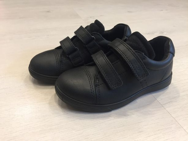 Фирменные кроссовки, туфли полуботинки ECCO Екко 24 р. стелька - 16 см