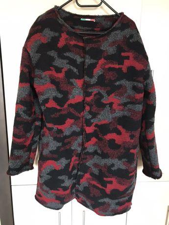 Płaszczyk / sweter