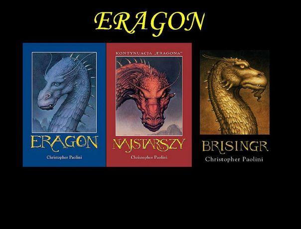 Eragon, Najstarszy, Brisingr