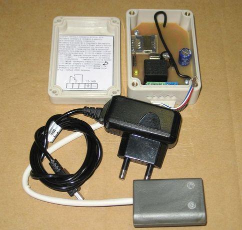 SMS датчик затопления воды, потопа - gsm сигнализация протечки воды.