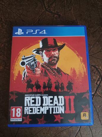 Zamienię grę Red Dead Redemption 2 Ps4