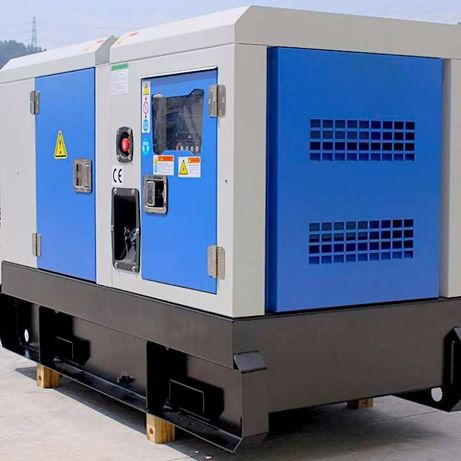 agregat prądotwórczy 30 / 33 kW ( 42 kVA ) , AVR automatyka ATS