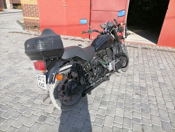 Мотоцикл Дніпро 11
