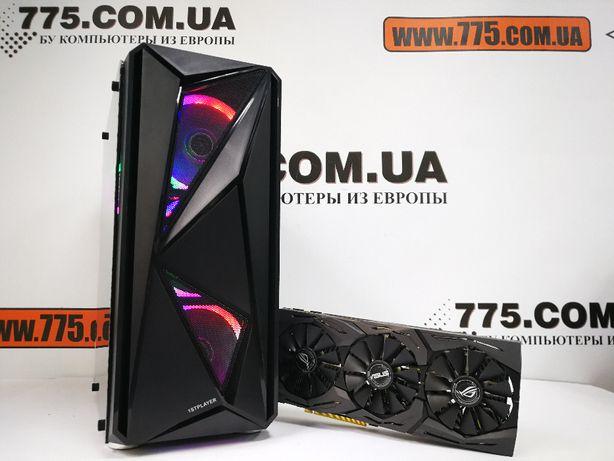 Игровой ПК, Intel Core i5-10400f, GTX 1060, 16GB DDR4, SSD+HDD