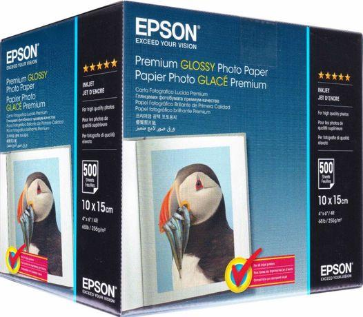 Продам фотопапір Epson Premium Glossy Photo