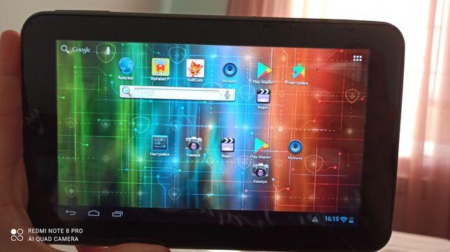 Планшет Prestigio MPM5770D Multipad 7.0 Prime Duo 16Gb Grey