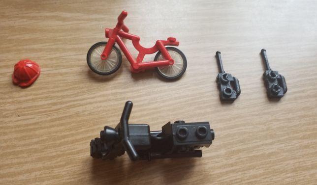 LEGO motor, uszkodzone