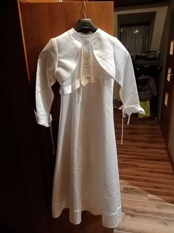 Sukienka komunijna alba