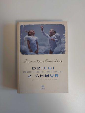 Książka Dzieci z chmur opowieści o adopcji i macierzyństwie