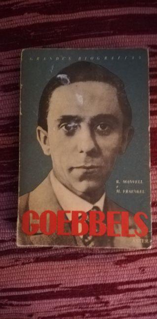 Biografia de Goebbels