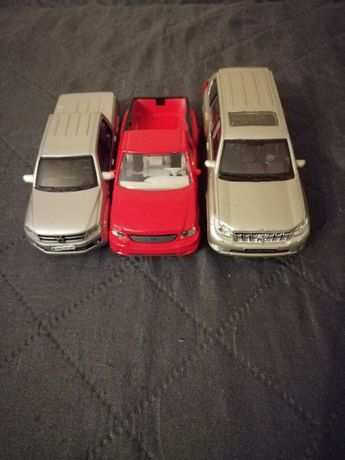 Samochody Burago i Welly
