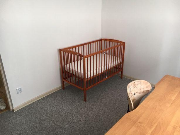 łóżeczko łóżko dla dziecka z materacem materac
