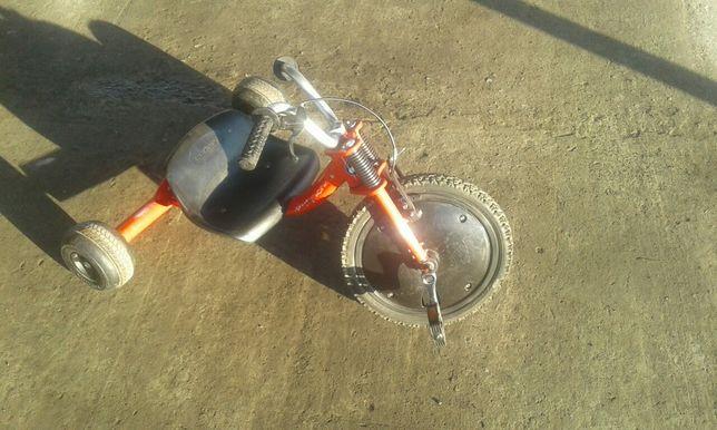 Чоппер вело вег унікальний просто огонь. Тут і гумв і диски є