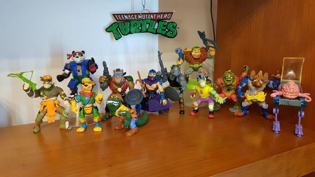 Tartarugas Ninja Colecção 1988