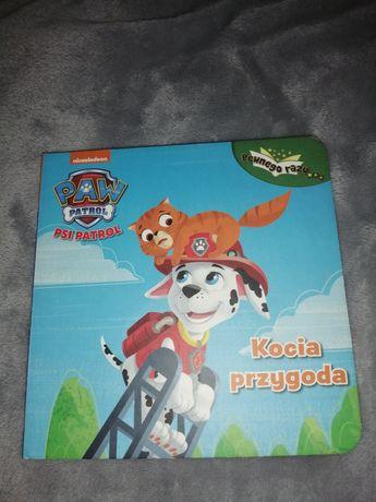 Książka Psi Patrol