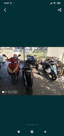 Ремонт скутеров любой сложности