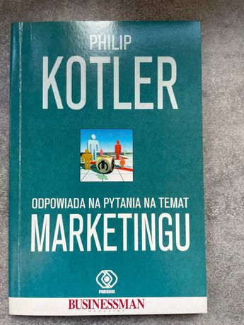 Philip Kotler odpowiada na pytania na temat marketingu