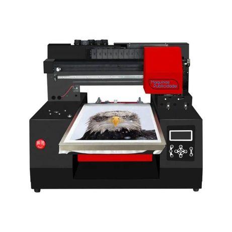 Promoção !!! Impressora UV A3+ (33x60cm) (Dupla cabeça)