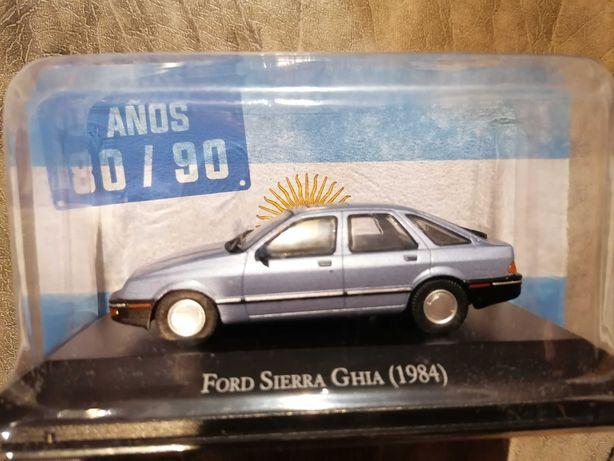 Ford Sierra ghia 1:43