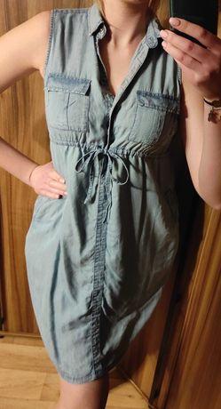 Sukienka H&M ciążowa i nie tylko