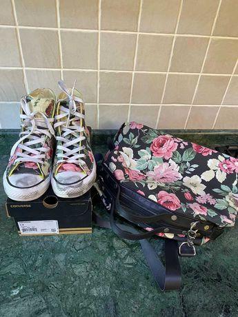 Кеды женские+сумка