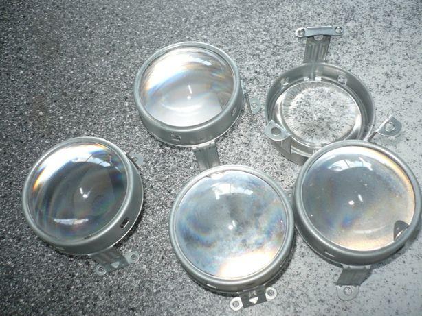 Soczewki szklane wypukłe duże 7.5 cm Lampa Loft ?