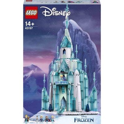 Конструктор LEGO Disney Princess Крижаний замок (43197)