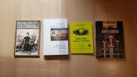 Książki o Białorusi, Bizanzjum i ćwiczenia do religii prawosławnej