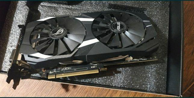 Видеокарта ASUS Radeon RX 580 8gb