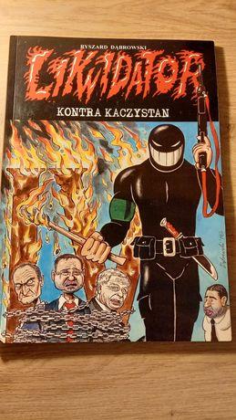 Likwidator Kontra Kaczystan komiks
