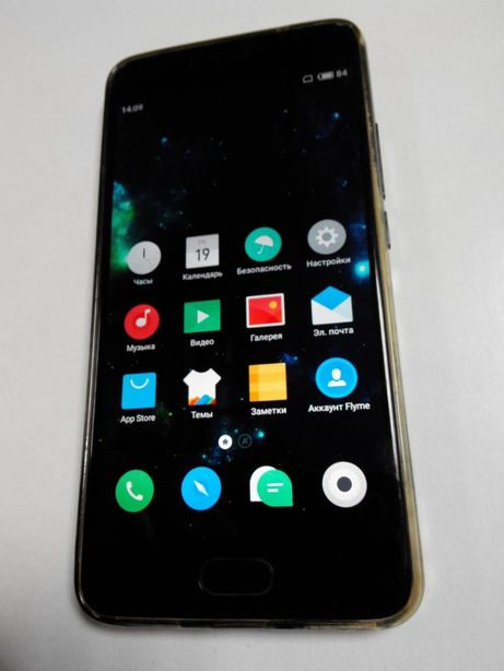 "Телефон Meizu M5s 3gb/16gb/5.2""/3000mah"