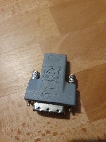 Przejściówka DVI na HDMI Radeon ATI