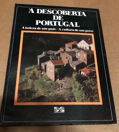Livro ' À Descoberta de Portugal'