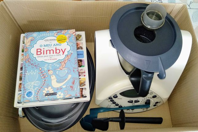 Bimby tm31 com recente reparação