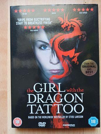 The girl with the dragon tattoo Dziewczyna z tatuażem [swe/eng] dvd