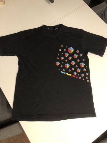 Cropp koszulka czarna r. M