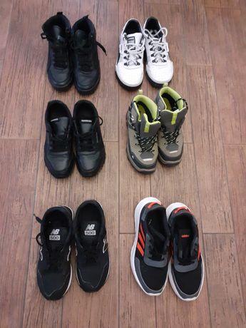 Buty chłopięce rozmiary od 35 do 37