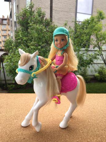 Челси и пони Mattel Barbie
