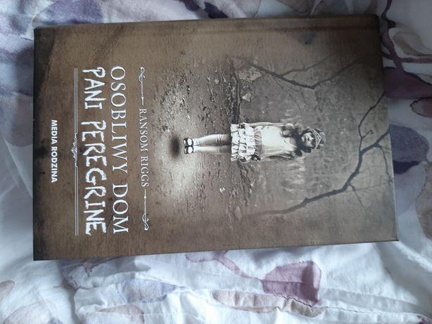 Książka Osobliwy dom pani Peregrine