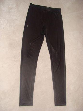spodnie lateksowe M