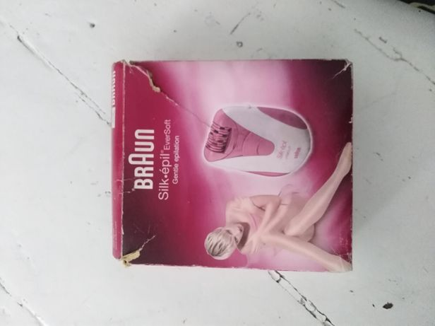 Depilator Braun Silk Epil