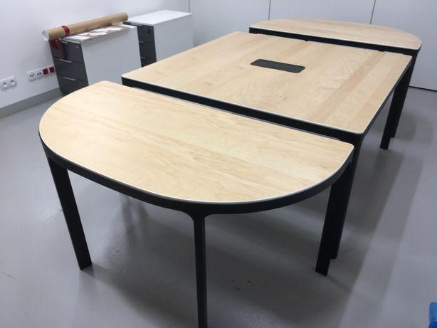 Stół konferencyjny Bekant Ikea 280x140 cm.