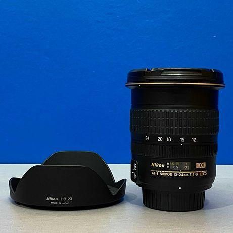 Nikon AF-S 12-24mm f/4G ED DX