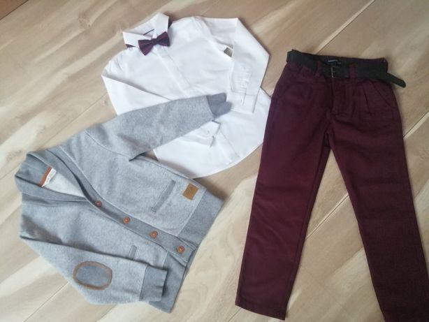 Zestaw koszula, spodnie Reserved
