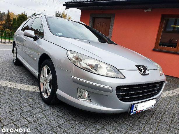 Peugeot 407 205KM, FULL Opcja, Automat, Panorama, Bezwypadek