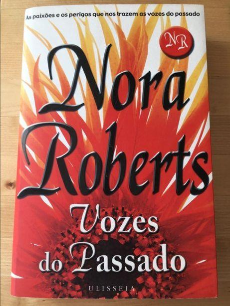 Vozes do Passado, de Nora Roberts