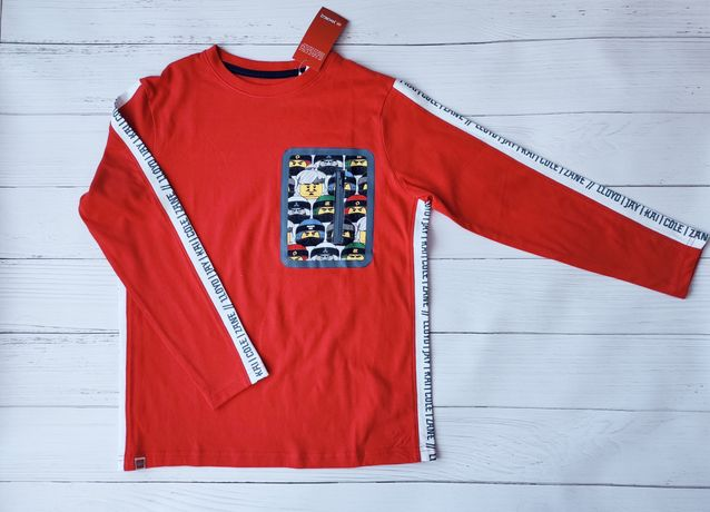 Реглан, светр, кофта для хлопчика Лего