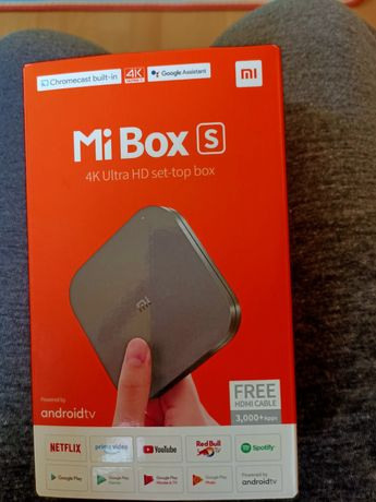 Dekoder Smart Xiaomi Mi Box S 4K